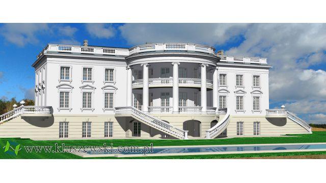 Indywidualne projekty klasycznych rezydencji