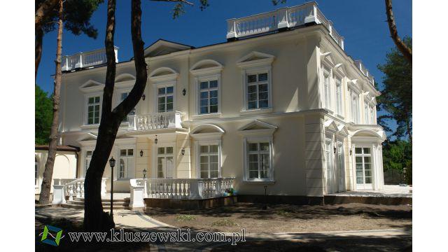 Rezydencja w Konstancinie