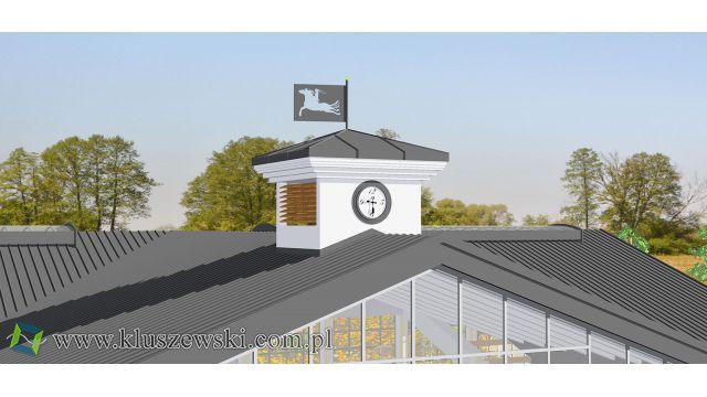 Nowy ośrodek jeździecki dla teatru konnego